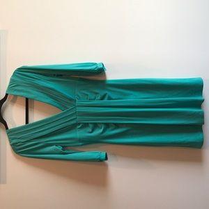 BCBG Dress - Green - Size M